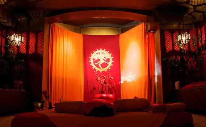 Lounge und Philosophie - Tantra in der Massagelounge Hamburg